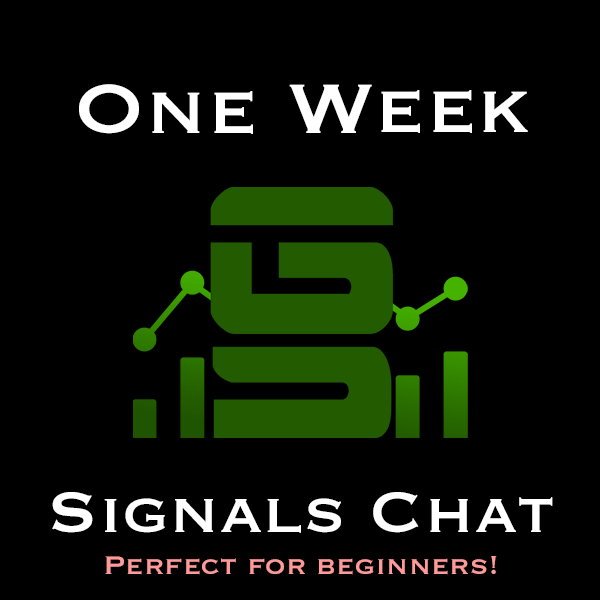 1-Week Trial - Instant Access To Our Signals & Members Discord Chat