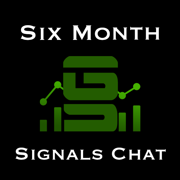 6-Month Subscription -- Instant Access To Our Signals & Members Discord Chat