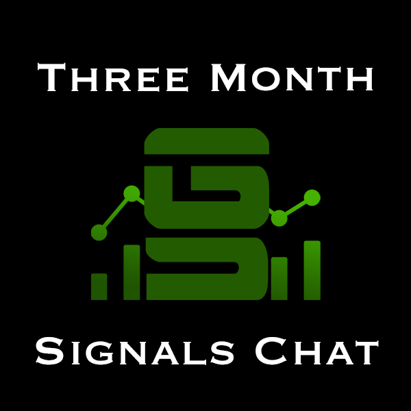 3-Month Subscription - Instant Access To Signals & Members Discord Chat