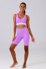 ACTIVE WYSE Sport BH - lavender