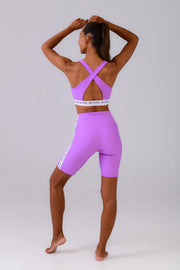 ACTIVE WYSE Shorts - lavender