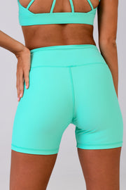 POWER WYSE Shorts - peppermint