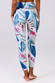 POWER WYSE Leggings - strawberry mint