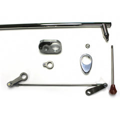 Safety Shifter Kit (Shown on our column with forty steering wheel -price doesn't include column and wheel)