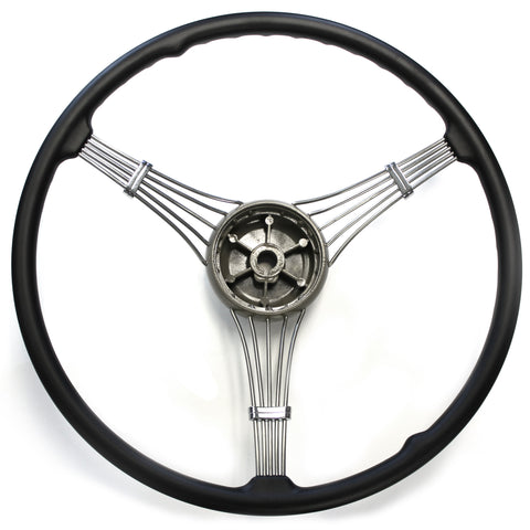 "17"" Banjo Steering Wheel 1937-1939 (OUT OF STOCK EXPECTED FALL 2017)"