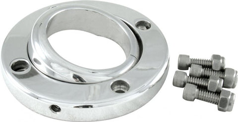 Swivel Mount Polished Aluminum