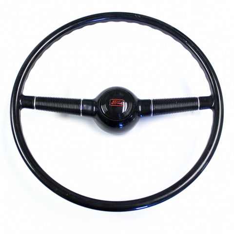 "Forty Steering Wheel 16"" Painted Black Only"