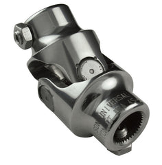 Polished Stainless Steel Single Universal Joints