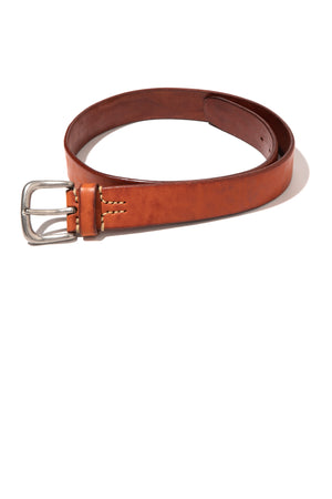 JOE McCOY BEND LEATHER BELT