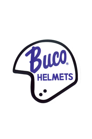 BUCO HELMET STICKER