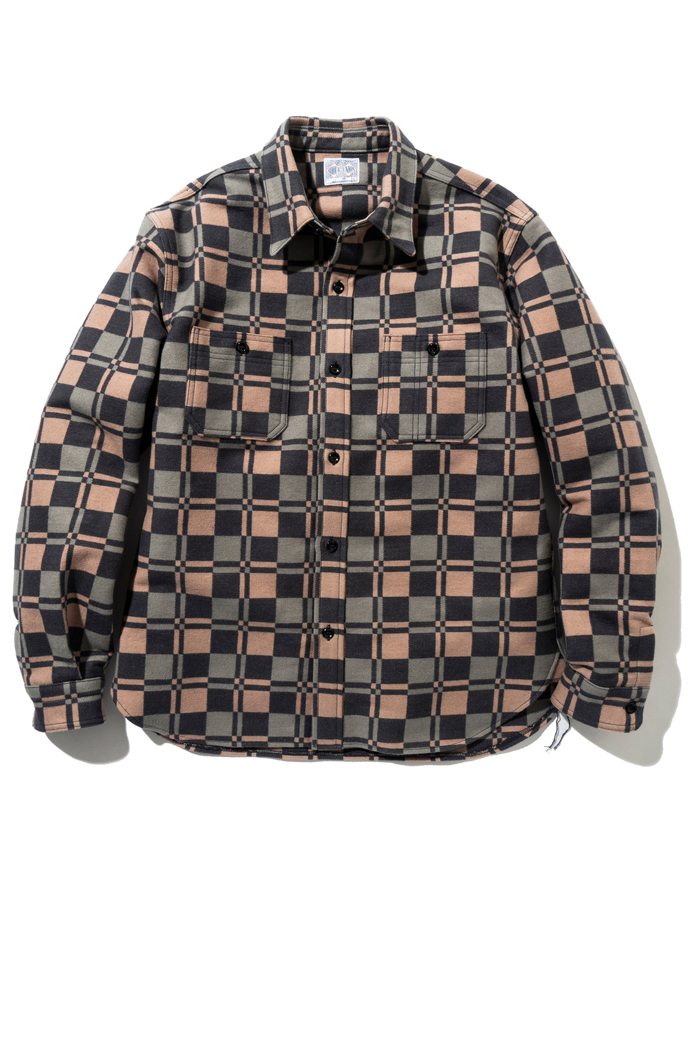 8HU HORSE BLANKET FLANNEL SHIRT