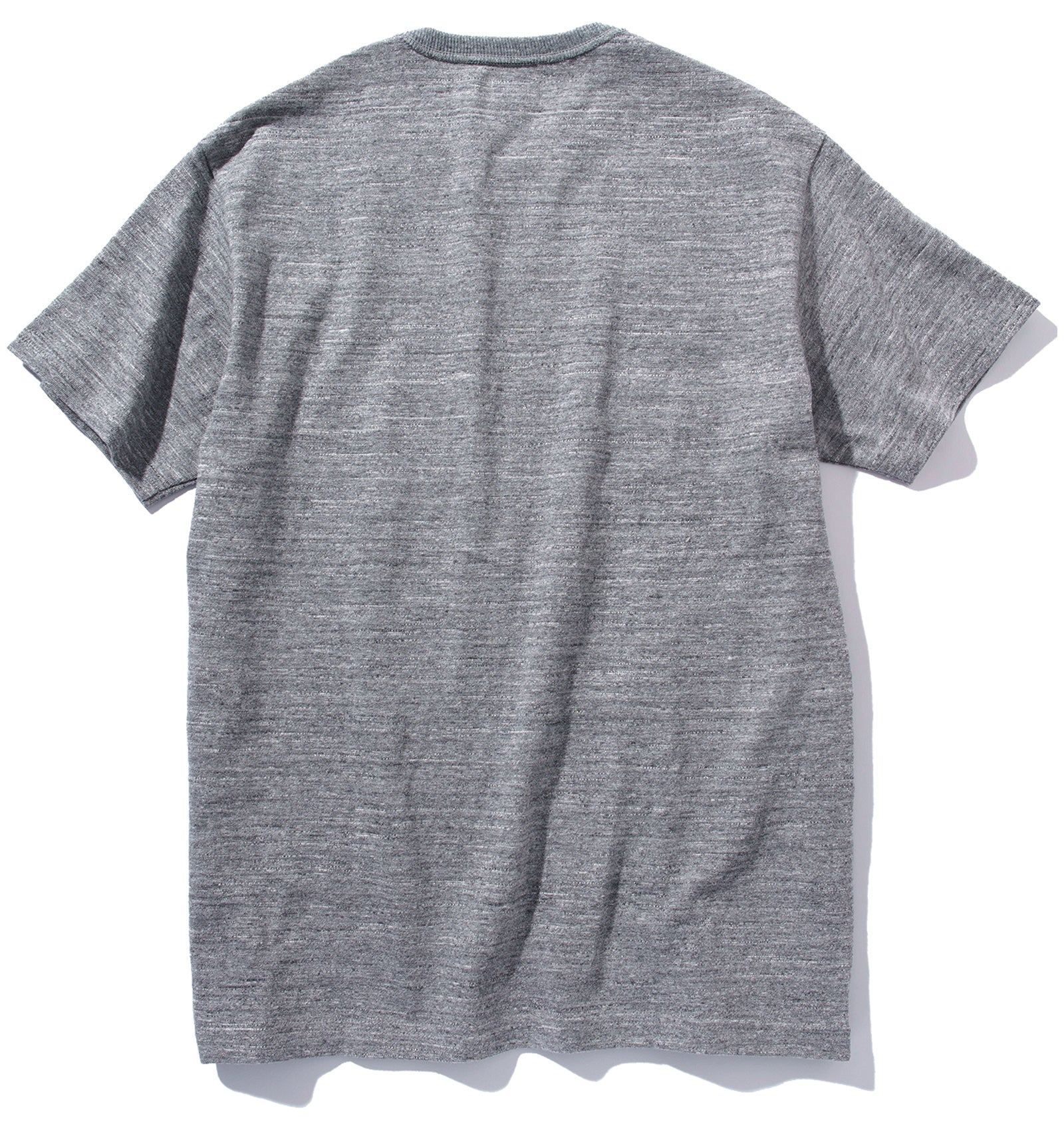 ATHLETIC T-SHIRT / LOOP-WHEEL