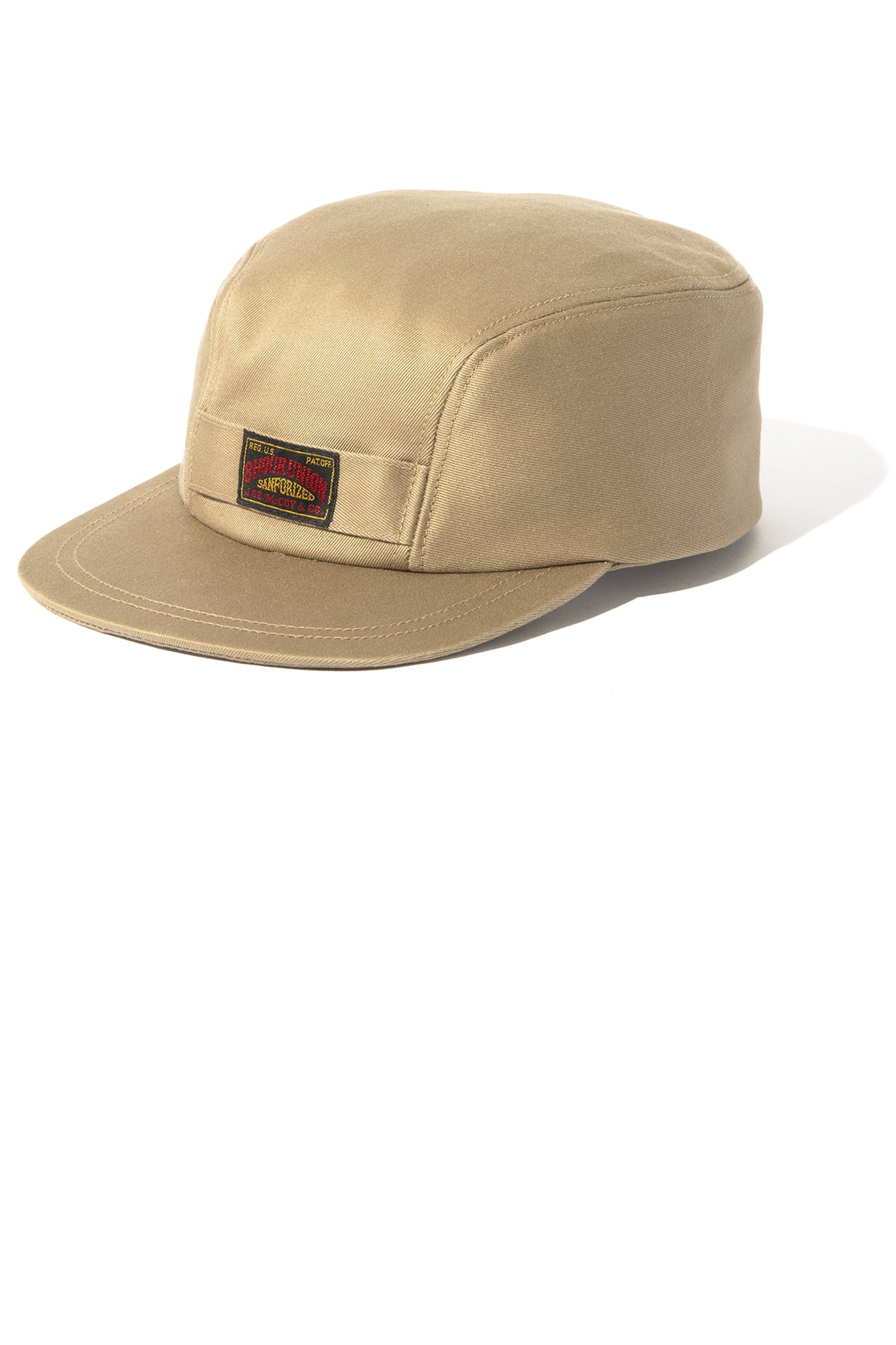 8HU HEAVY COTTON DRILL WORK CAP