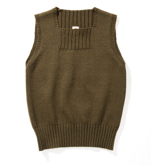 SWEATER, SLEEVELESS