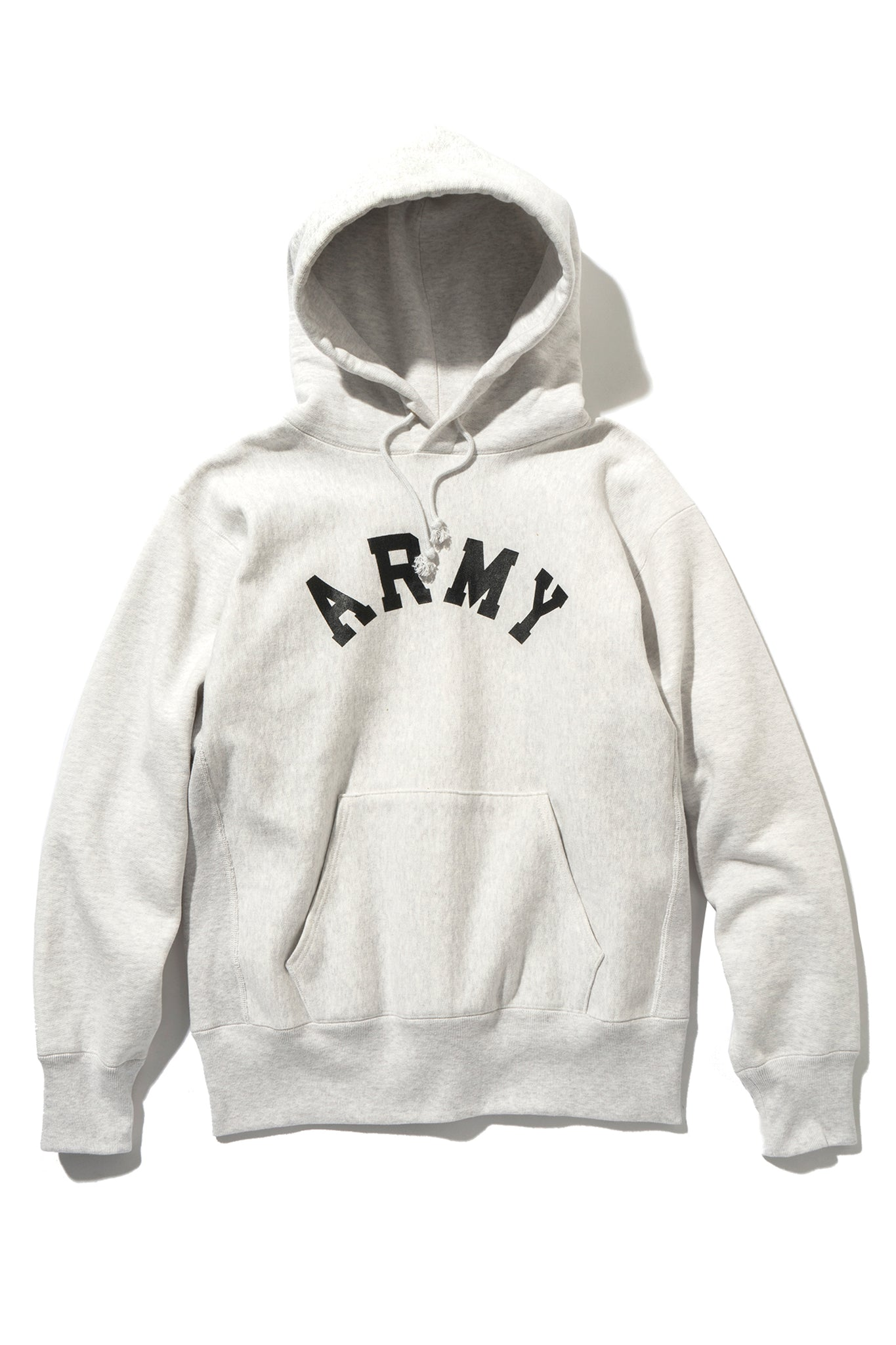 HOODED SWEATSHIRT / ARMY