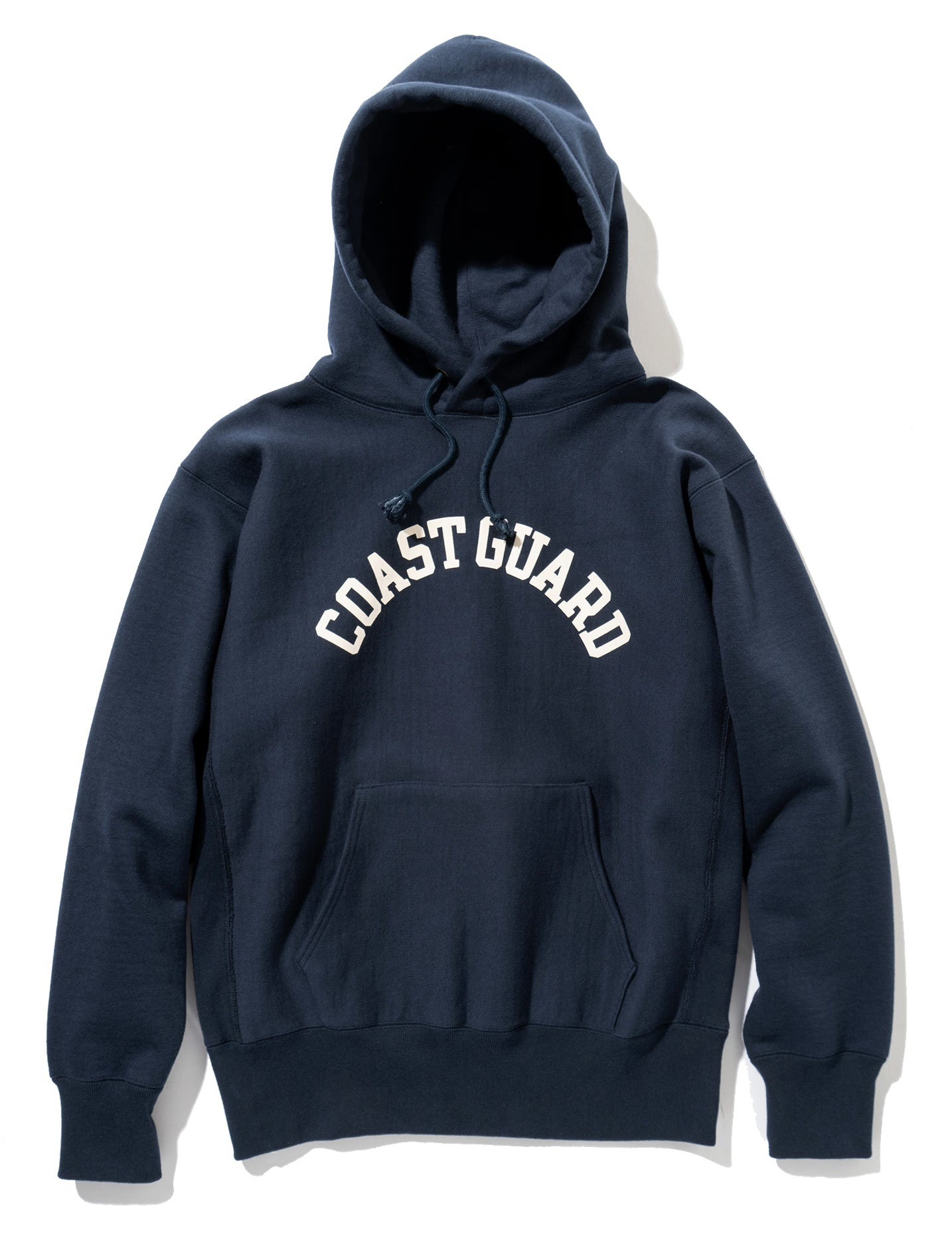HOODED SWEATSHIRT / COAST GUARD