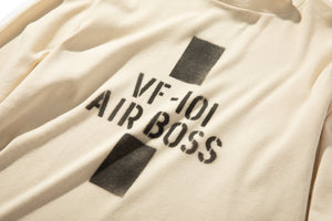 FLIGHT DECK JERSEY / AIR BOSS