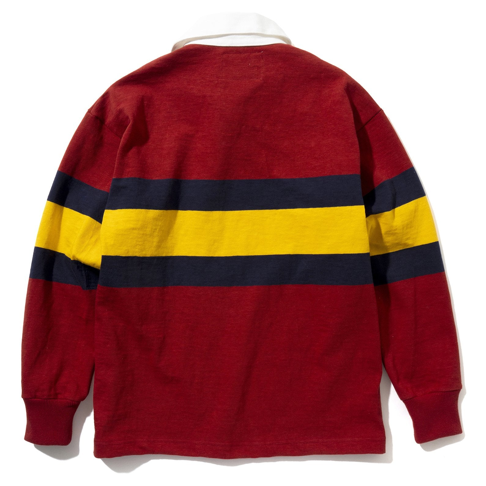 CLIMBERS' STRIPED RUGBY SHIRT