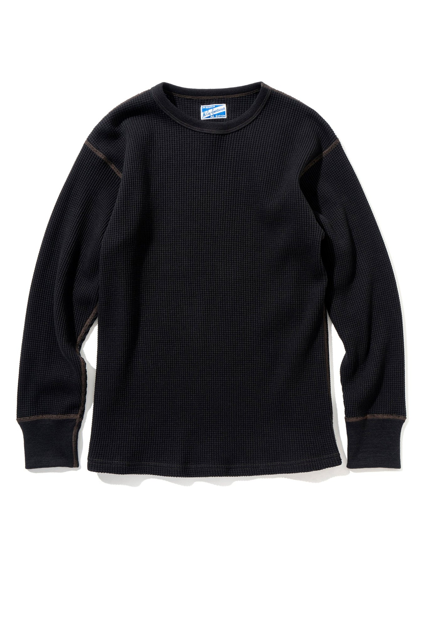 TUBE KNIT THERMAL L/S