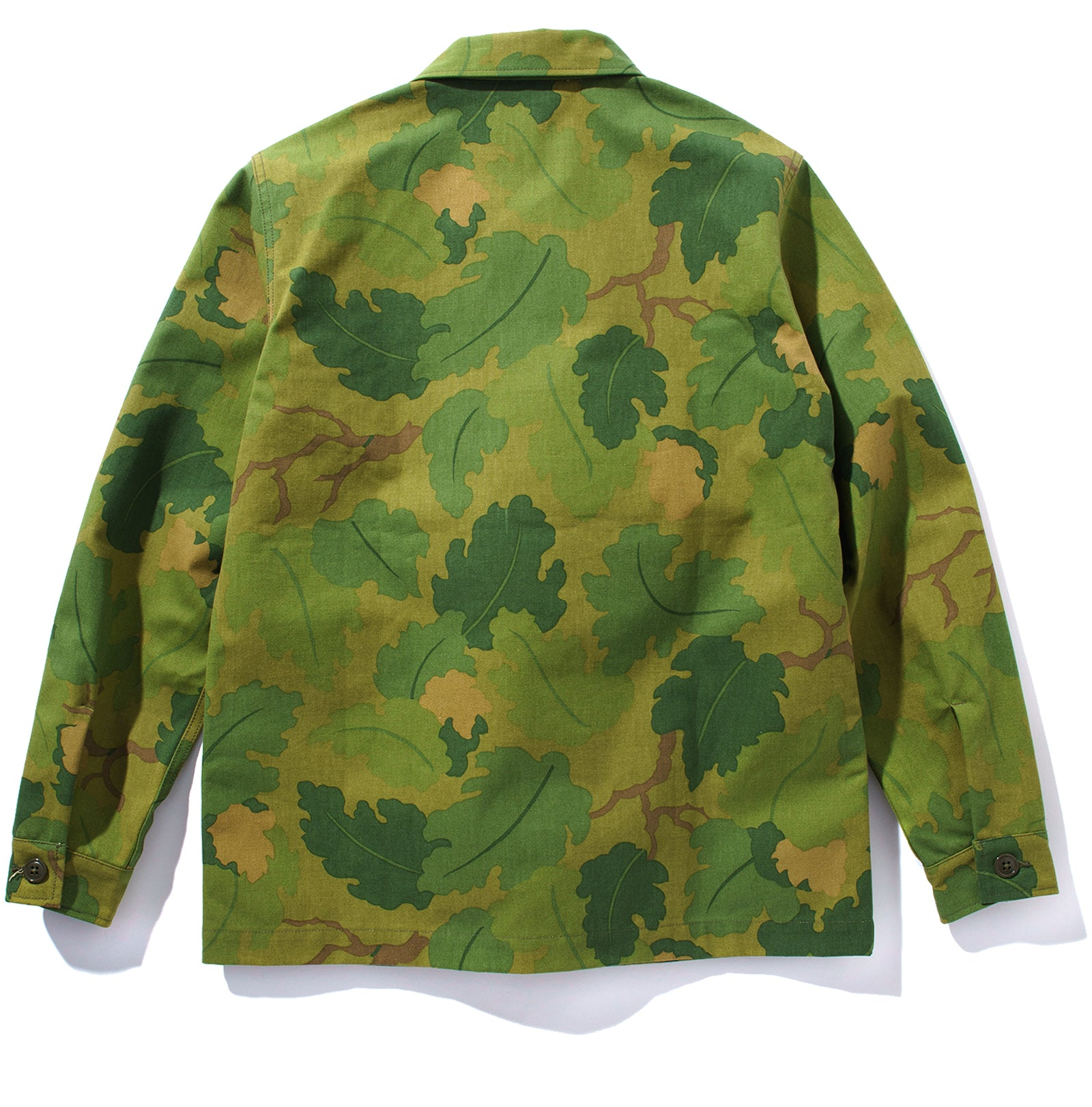 MITCHELL PATTERN UNIFORM SHIRT