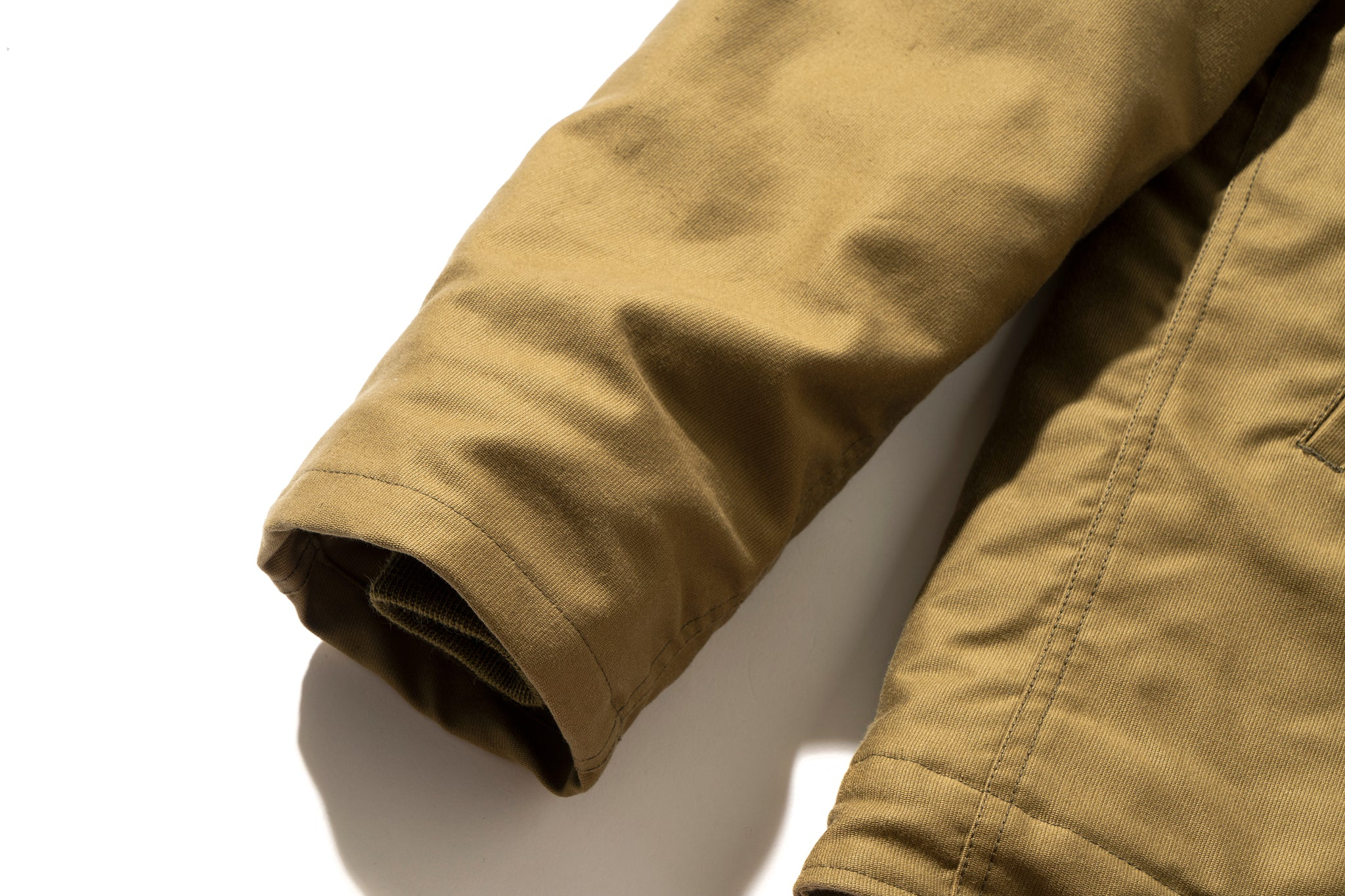 N-1 DECK JACKET (PLAIN)
