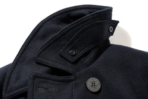 U.S. NAVY PEA COAT (WWII)