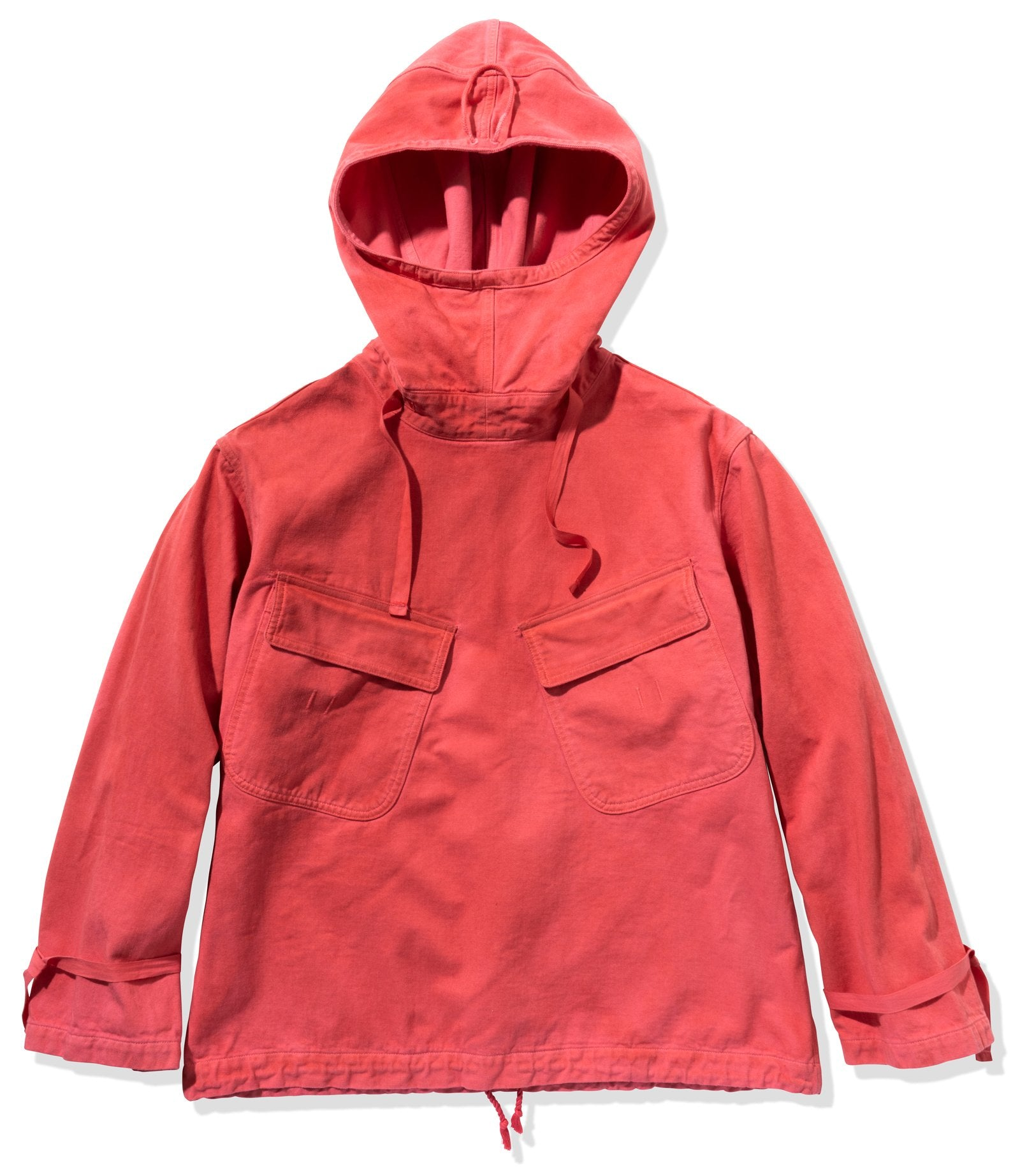 USN SALVAGE SMOCK PARKA (OVER-DYED)