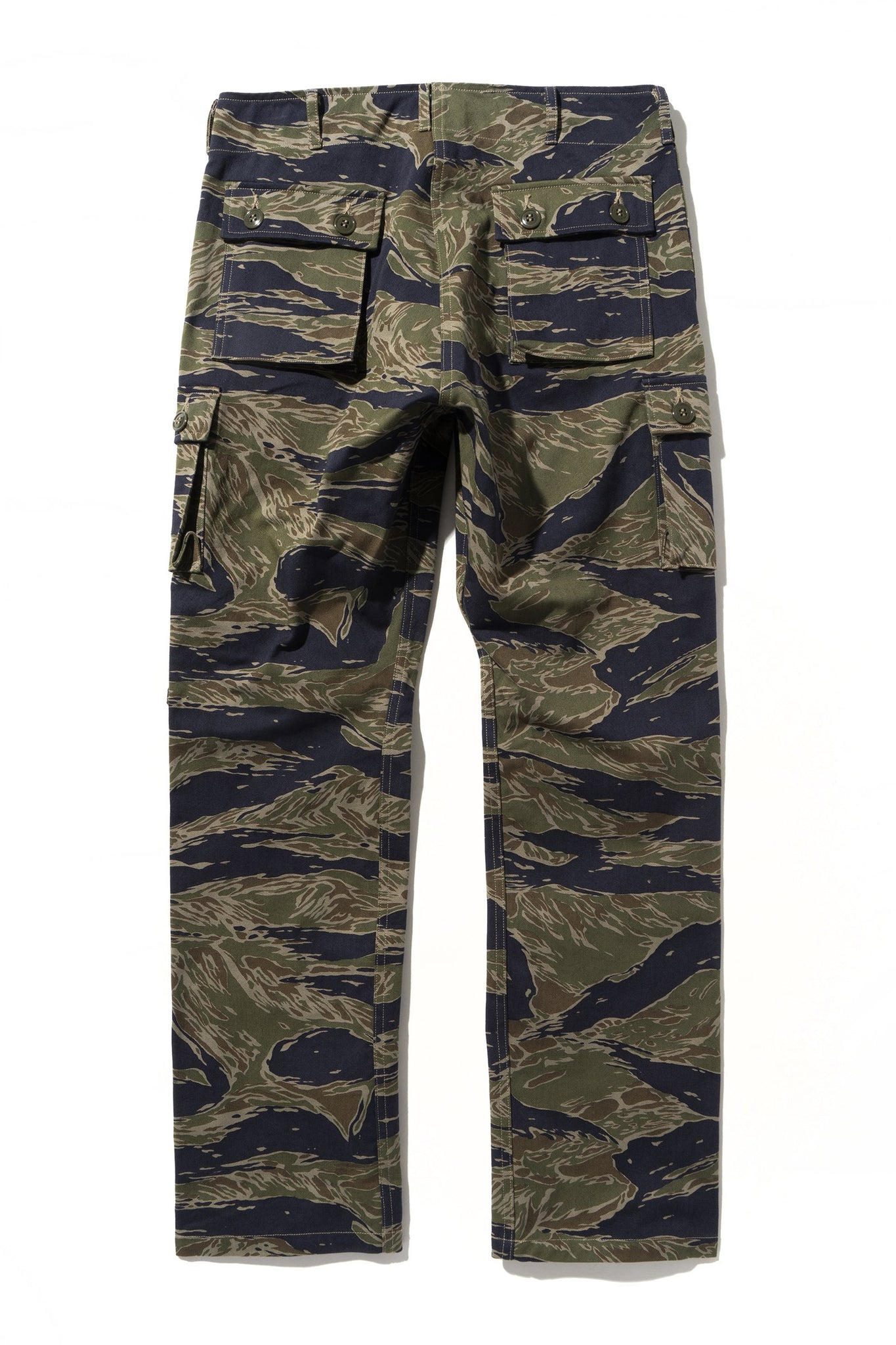 TIGER CAMOUFLAGE TROUSERS / TADPOLE