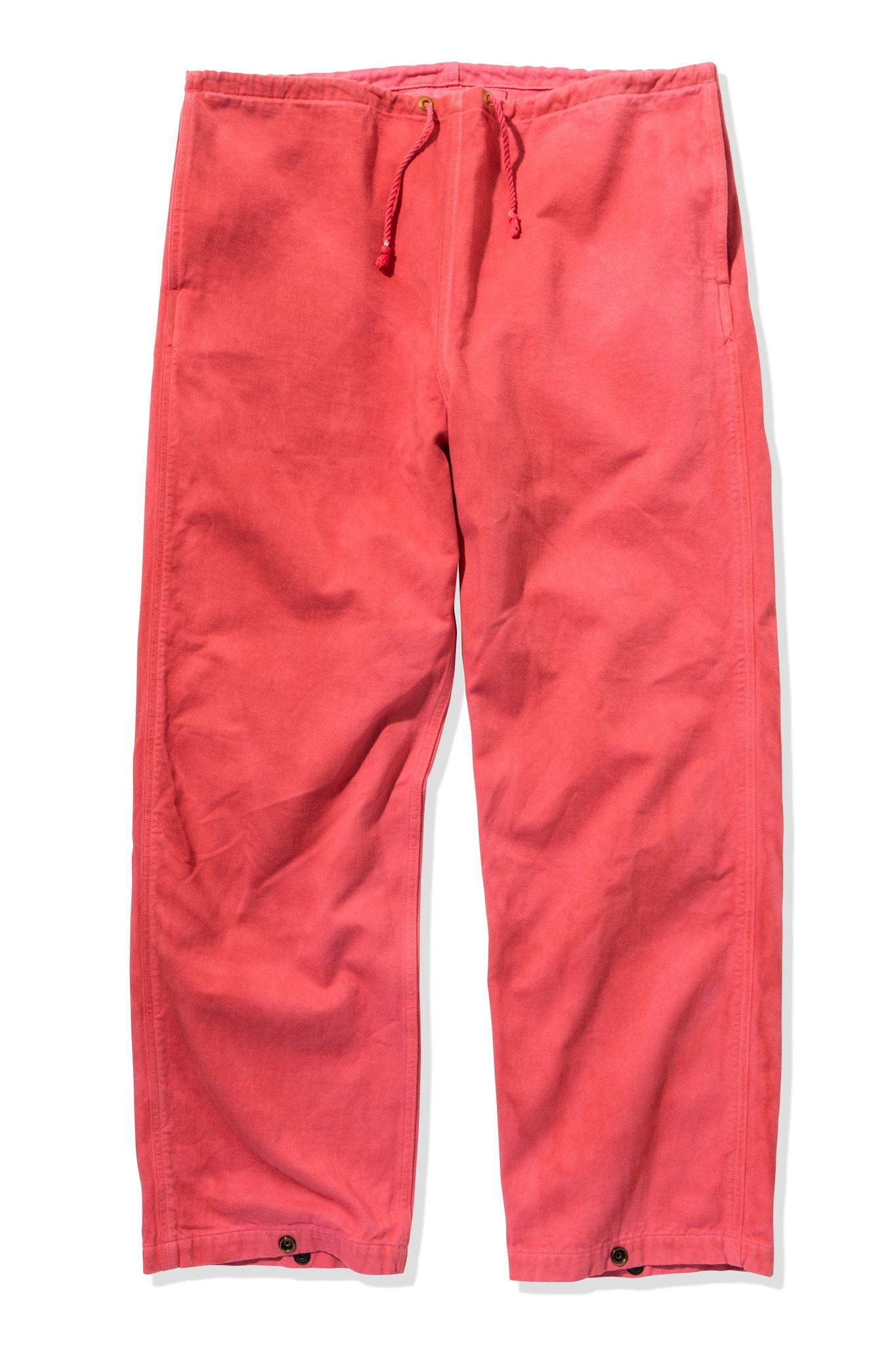 USN SALVAGE TROUSERS (OVER-DYED)