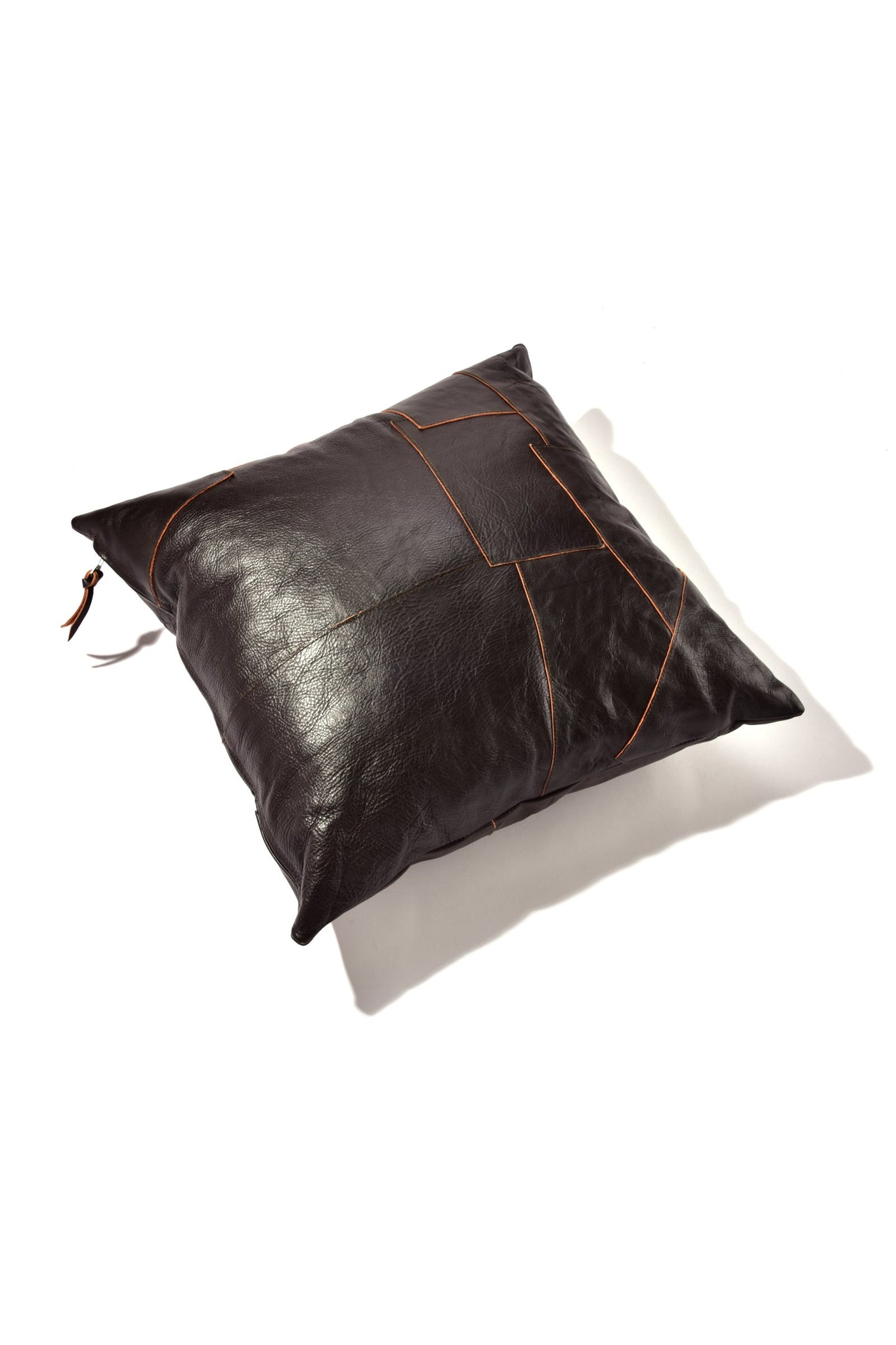 HORSEHIDE CUSHION