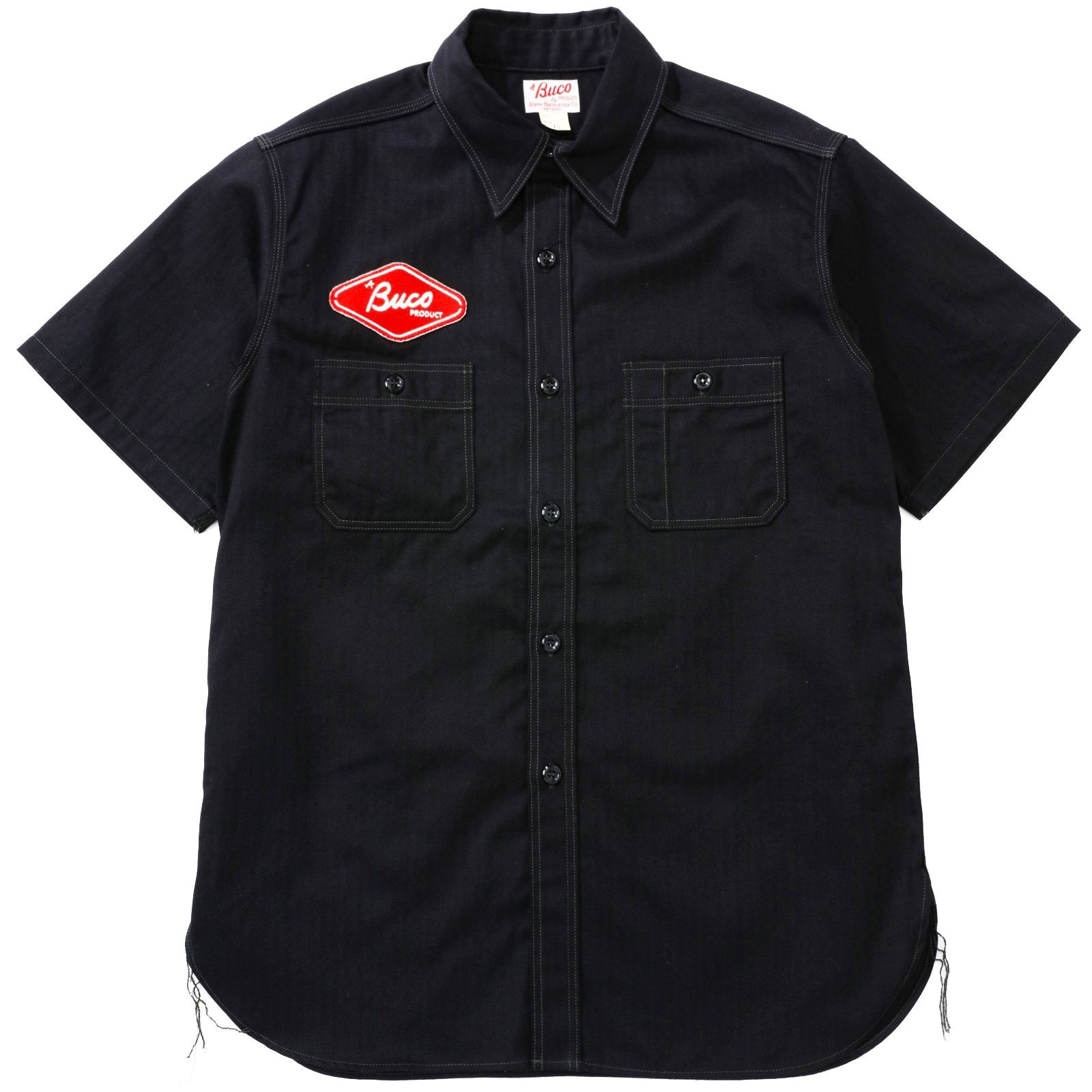 BUCO CLUB SHIRT S/S / ENGINEERS