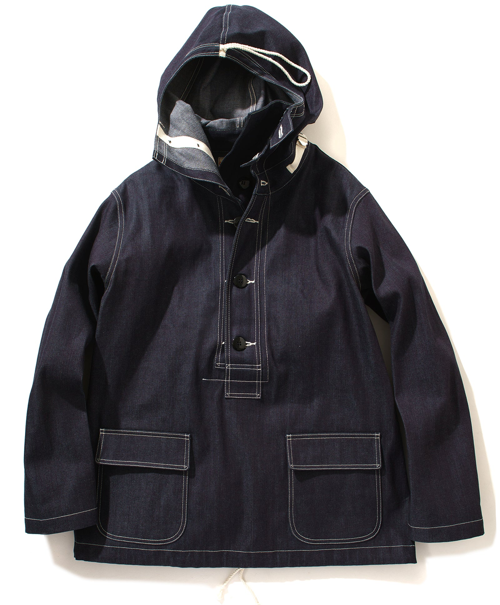 U.S. NAVY DENIM PARKA