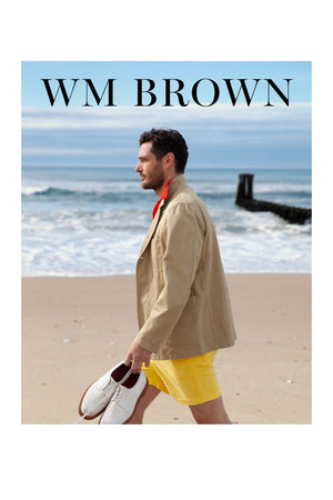 WM BROWN MAGAZINE ISSUE 5
