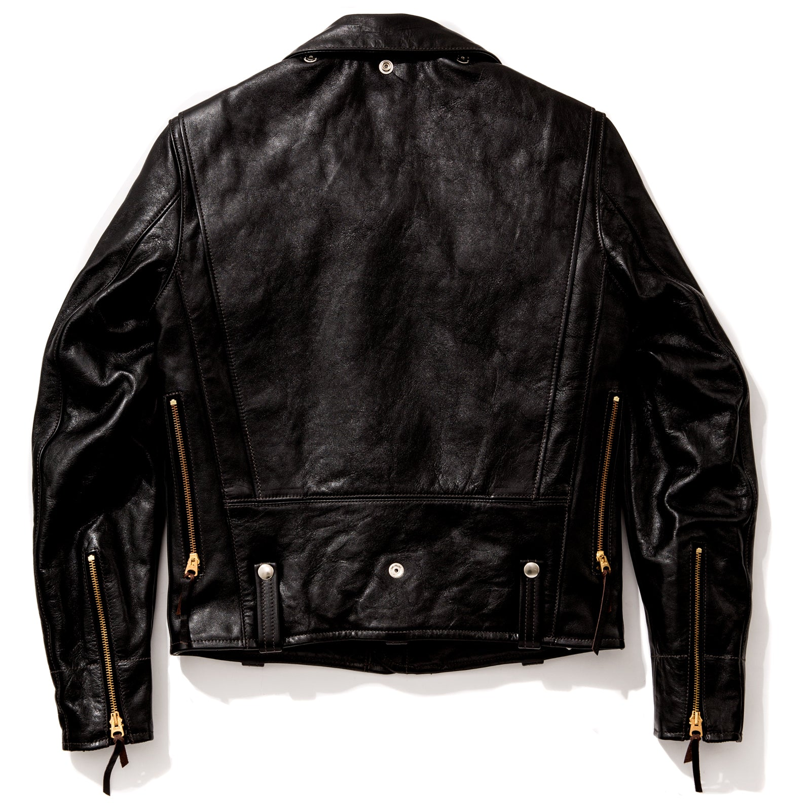 J-24 HORSEHIDE LEATHER JACKET