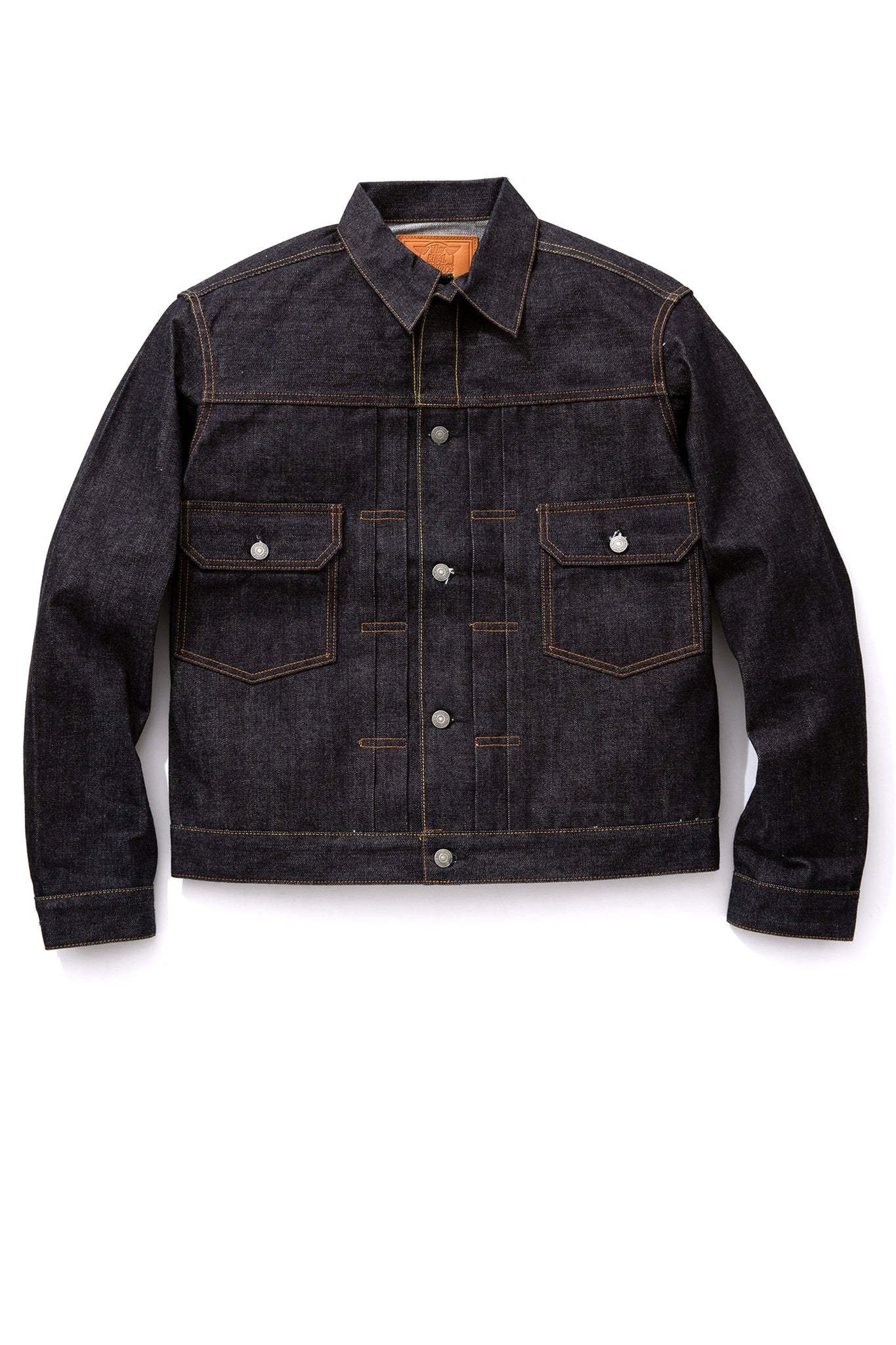 REAL McCOY'S LOT.001XXJ DENIM JACKET