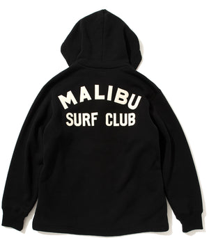 SNAP BUTTON SWEATSHIRT / MALIBU