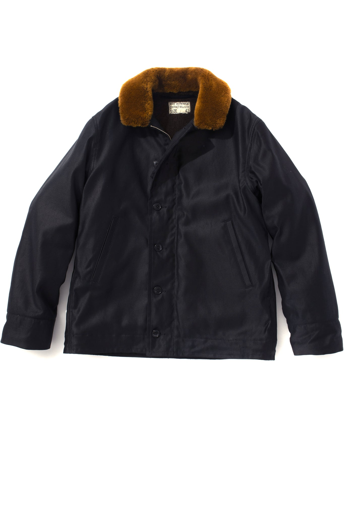 N-1 DECK JACKET / NAVY SPL