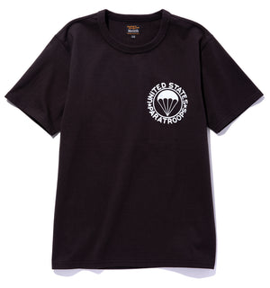 MILITARY TEE / UNITED STATES PARATROOPS