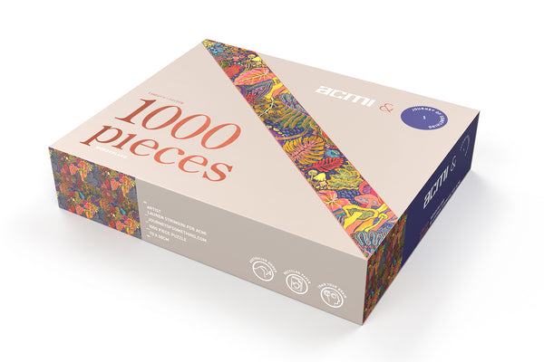 Limited Edition: 1000 Piece Puzzle - Wonderland