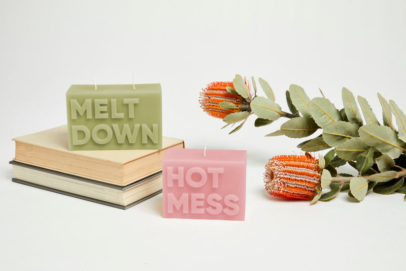 HOT MESS Candle