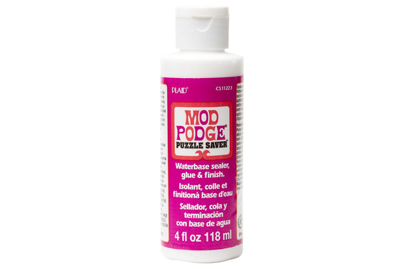 Mod Podge Puzzle Saver Glue