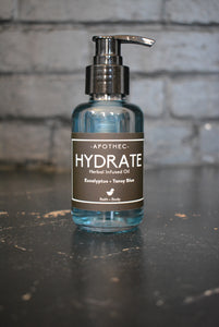 HYDRATE Herbal Infused Oil