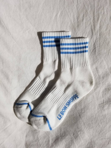 Girlfriend Socks - Ivory