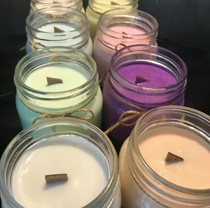 Mountain Valley Candles