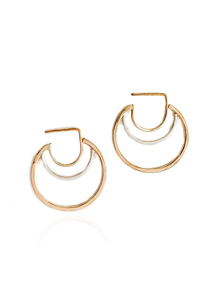 Aella Hoop Earrings