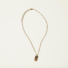 Load image into Gallery viewer, Rectangle Pendant Necklace