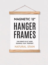 Load image into Gallery viewer, Magnetic Hanging Frames - Natural