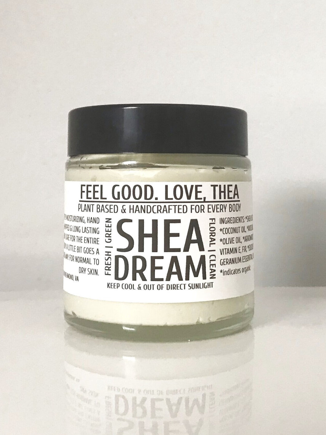 Shea Dream Whipped Body Butter