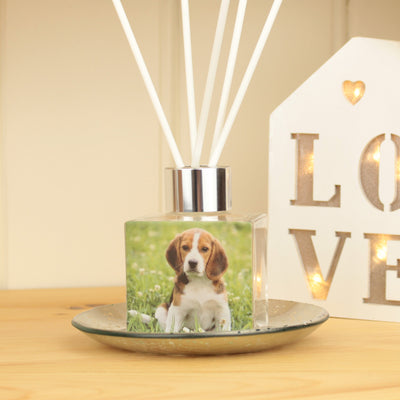 Personalised Photo Reed Diffuser