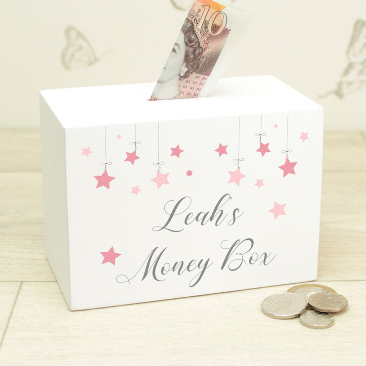 Stars Baby Money Box